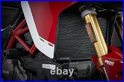 EP Ducati Multistrada 1200 Enduro Radiator Oil Cooler Guard Set 2016 2018