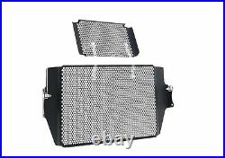 EP Ducati Multistrada 1200 Radiator Oil Cooler Guard Set 2010 2014