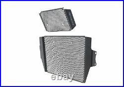 EP Ducati Multistrada 1200 S Granturismo Radiator Oil Cooler Guard Set 2013-2014