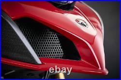 EP Ducati Multistrada 1200 S Radiator Oil Cooler Guard Set 2015 2017