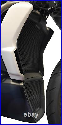 EP Ducati XDiavel Black Star Radiator and Oil Cooler Guard Set 2021+