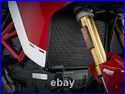 EVOTECH Ducati Multistrada 950/1260/1200 Radiator & Oil Cooler Protection Kit