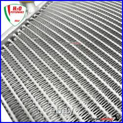 H2O Oversized oil radiator for Ducati 748/916/996/998/Monster S4R
