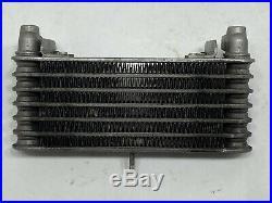 OEM Ducati 996R 998 998S 998R Engine Motor Oil Cooler Radiator
