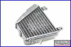 Oil cooler radiator Ducati 749 999 U12524