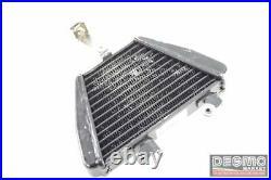 Oil cooler radiator Ducati 848 1098 1198 U14016