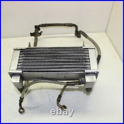 Ölkühler Kühler Öl oil cooler Leitung Ducati Monster 750 97