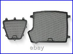 RA059 CNC RACING Ducati XDiavel Radiator & Oil Cooler Guard Kit
