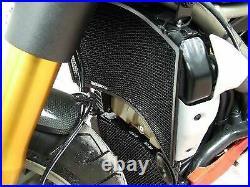 R&G Radiator Guard Black & Oil Cooler Ducati Streetfighter S (1098) 2009-2013