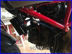 Radiator Increased Oil Ducati Road Hypermotard 796 -1100 From 2008-2012
