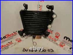 Radiatore olio Oil Cooler Ölkühler Ducati 999 749 03 06