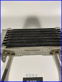 Used OEM Ducati Supersport 750 Oil Cooler Radiator 54840303A54840301A87510521A